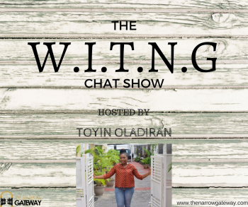 THE WITNG CHAT SHOW