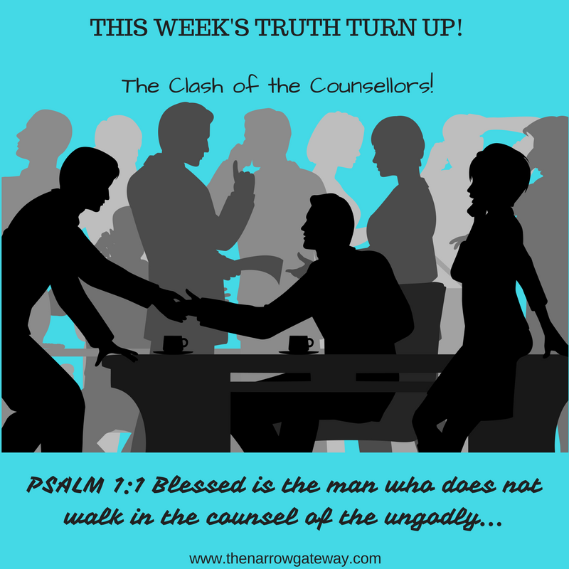 THIS WEEK'S TRUTH TURN UP!