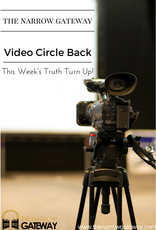 Click on the Image to Watch the Video Circle Back to 'This Week's Truth Turn Up' from 10 May 2017 – First Up, Desire Me!