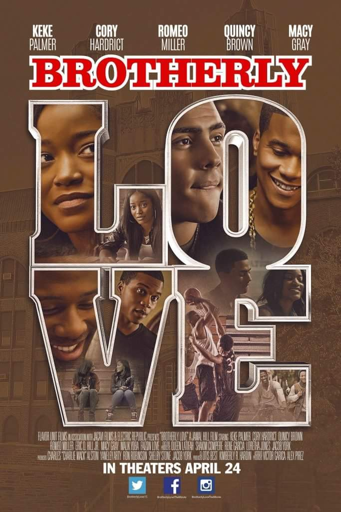 "A Review of the Movie ""BROTHERLY LOVE"" by FEHINTOLUWA JOLUGBO A.K.A YOYO (14 years old!)"