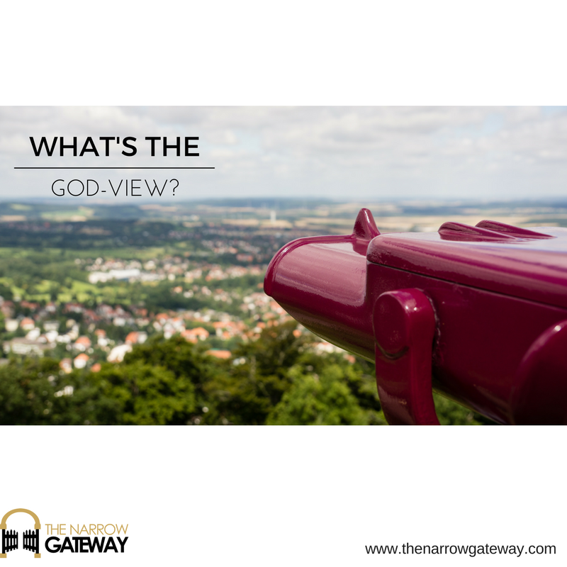 whats the god view